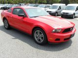 2011 Race Red Ford Mustang V6 Coupe #50085835