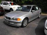 2000 Titanium Silver Metallic BMW 3 Series 328i Sedan #50085518