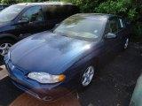 2003 Superior Blue Metallic Chevrolet Monte Carlo LS #50085688