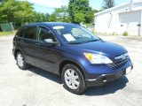 2007 Royal Blue Pearl Honda CR-V EX 4WD #50086066