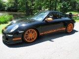 2007 Black/Orange Porsche 911 GT3 RS #50085542