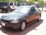 2007 Black Sapphire Metallic BMW 3 Series 328i Sedan #50085546