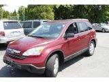 2008 Tango Red Pearl Honda CR-V EX 4WD #50085553