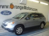 2009 Glacier Blue Metallic Honda CR-V EX 4WD #50085731