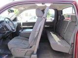 2008 Chevrolet Silverado 1500 LT Extended Cab 4x4 Dark Titanium Interior