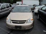 2007 Sandstone Metallic Chevrolet Cobalt LS Sedan #50086151