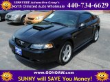 2001 Black Ford Mustang GT Coupe #50150726
