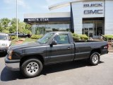 2005 Dark Gray Metallic Chevrolet Silverado 1500 Regular Cab 4x4 #50150946