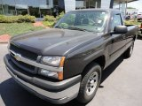 2005 Chevrolet Silverado 1500 Regular Cab 4x4 Data, Info and Specs