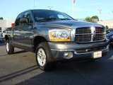 2006 Mineral Gray Metallic Dodge Ram 1500 SLT Quad Cab #50151053