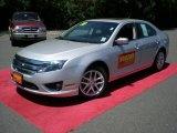 2010 Brilliant Silver Metallic Ford Fusion SEL V6 AWD #50150954