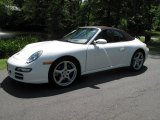 2008 Porsche 911 Carrera 4 Cabriolet Data, Info and Specs