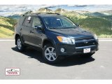2011 Black Forest Metallic Toyota RAV4 V6 Limited 4WD #50150753