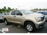 2008 Desert Sand Mica Toyota Tundra Double Cab 4x4 #50150756