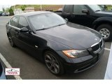 2006 Jet Black BMW 3 Series 330xi Sedan #50150771