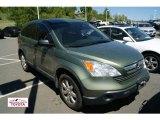 2007 Green Tea Metallic Honda CR-V EX 4WD #50150772