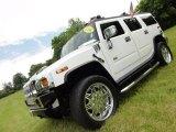2006 White Hummer H2 SUV #50150786