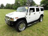 2006 Hummer H2 White