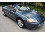 2002 Chrysler Sebring Steel Blue Pearl