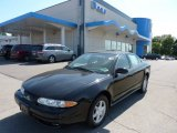 2000 Black Onyx Oldsmobile Alero GL Sedan #50151203