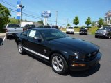 2006 Black Ford Mustang V6 Premium Coupe #50150903