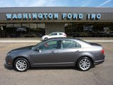 2010 Sterling Grey Metallic Ford Fusion SEL V6 AWD #50151015
