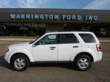 2009 Oxford White Ford Escape XLT 4WD #50151024