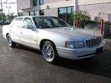 1997 White Diamond Cadillac DeVille Sedan #50151239