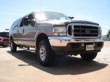 2003 Arizona Beige Metallic Ford F250 Super Duty FX4 Crew Cab 4x4 #50151122