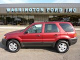 2003 Redfire Metallic Ford Escape XLT V6 4WD #50151037