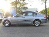 2004 Silver Grey Metallic BMW 3 Series 325xi Sedan #50151249