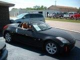 2004 Super Black Nissan 350Z Touring Roadster #50151131
