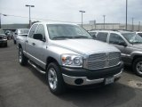 2006 Bright Silver Metallic Dodge Ram 1500 ST Quad Cab 4x4 #50186258