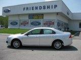 2011 Ingot Silver Metallic Ford Fusion S #50186274
