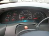 1997 Ford F150 XLT Extended Cab 4x4 Gauges
