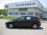 2012 Tuxedo Black Metallic Ford Focus SE Sport 5-Door #50186277