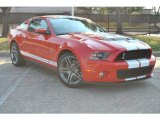 2011 Race Red Ford Mustang Shelby GT500 Coupe #50191483