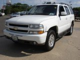 2005 Summit White Chevrolet Tahoe Z71 4x4 #50191252