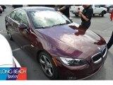 2008 Barbera Red Metallic BMW 3 Series 328i Coupe #50191373
