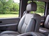 2003 Chevrolet Silverado 3500 LT Crew Cab 4x4 Dually Tan Interior