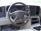 2003 Chevrolet Silverado 3500 LT Crew Cab 4x4 Dually Steering Wheel