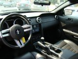 2006 Ford Mustang GT Premium Coupe Dark Charcoal Interior