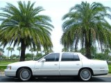 1997 White Diamond Cadillac DeVille d'Elegance #50191159