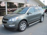 2011 Chevrolet Traverse LT AWD Data, Info and Specs