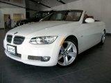2008 Alpine White BMW 3 Series 335i Convertible #50191169