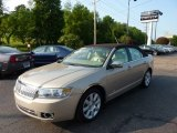 2008 Dune Pearl Metallic Lincoln MKZ Sedan #50191300