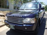 2006 Land Rover Range Rover Buckingham Blue Metallic