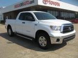 2011 Super White Toyota Tundra Double Cab 4x4 #50191405