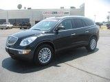 2009 Carbon Black Metallic Buick Enclave CXL #50191408