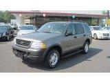 2003 Mineral Grey Metallic Ford Explorer XLS #50191410